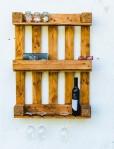 Jasna´s Kreativ-Werkstatt: Regal aus alten Paletten