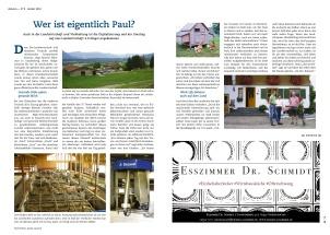 """Jasna`s Kreativ-Werkstatt in """"Dahuim"""" vom Allgäuer Anzeigeblatt: Familie Eldracher vom Gnadenberg bei Immenstadt"""