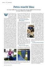 "Jasna`s Kreativ-Werkstatt in ""Dahuim"" vom Allgäuer Anzeigeblatt: Petra Kortmann"