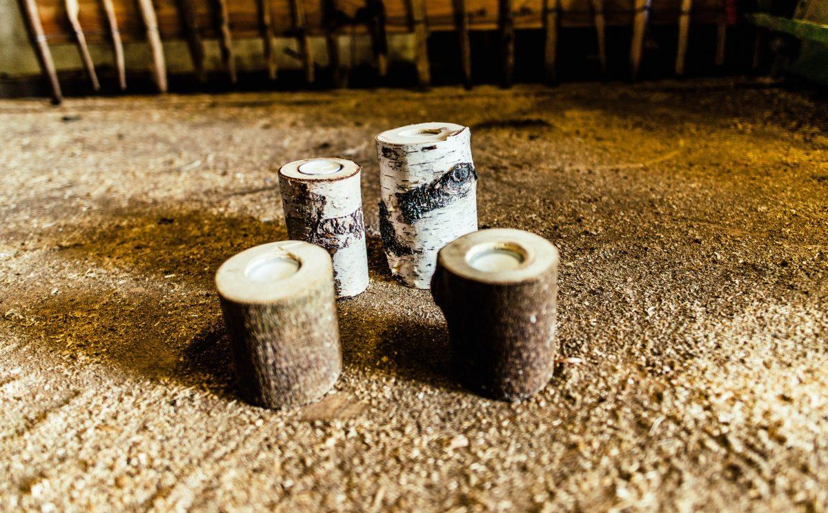 Jasna`s Kreativ-Werkstatt: Teelichthalter