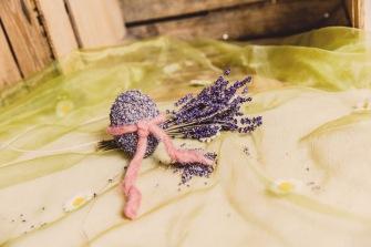 Jasna`s Kreativ-Werkstatt: Ostereier mit Lavendel