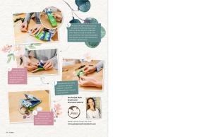 """Jasna`s Kreativ-Werkstatt im """"von hier"""" Magazin von Feneberg: Geldbeutel aus Tetra Pak Fotos: designerweise"""