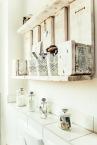 Jasna`s Kreativwerkstatt: Upcycling von Marmeladengläser Foto: designerweise