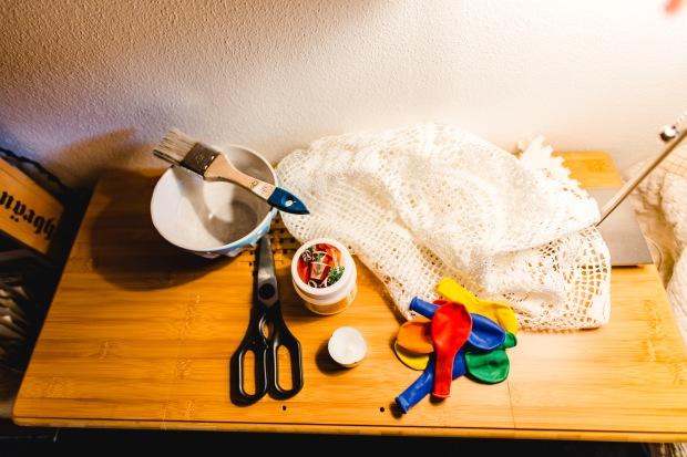 Jasna`s Kreativwerkstatt: Upcycling Kerzendeko aus Spitze